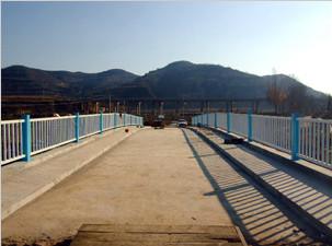 """我司捐建的""""孺子牛爱心桥""""已顺利建成"""